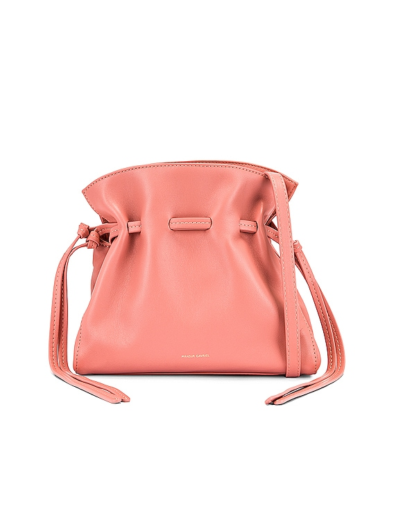 Mini Protea Bag in Coral & Blush
