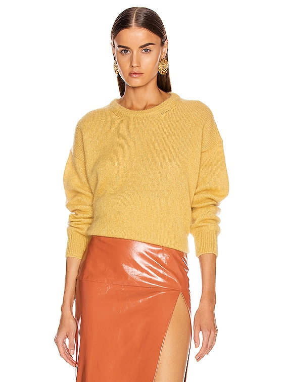 Relax Sweater in Yellow