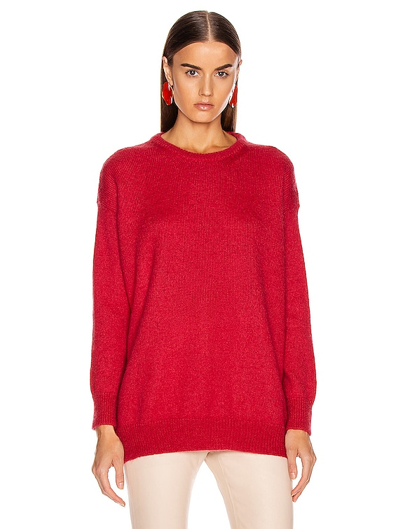 Relax Sweater in Coral