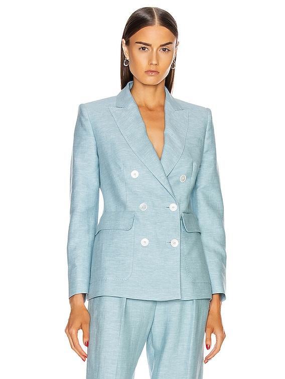 Ottuso Jacket in Light Blue