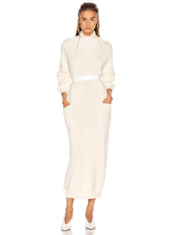 Elsa Dress in Cream