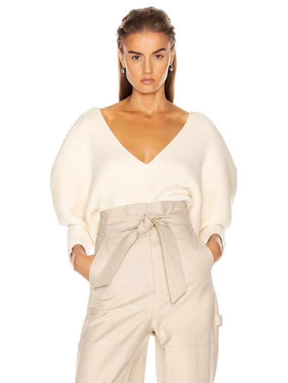 Olla Sweater in Cream