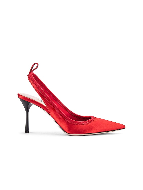 Tag Pumps in Rosso