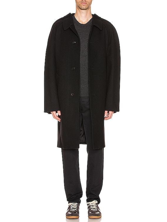 Coat in Black