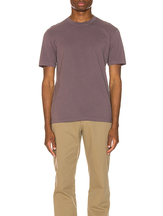 Short Sleeve Tee in Taupe