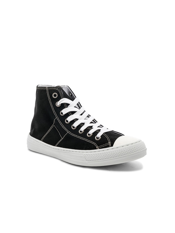 Stereotype High Tops in Black
