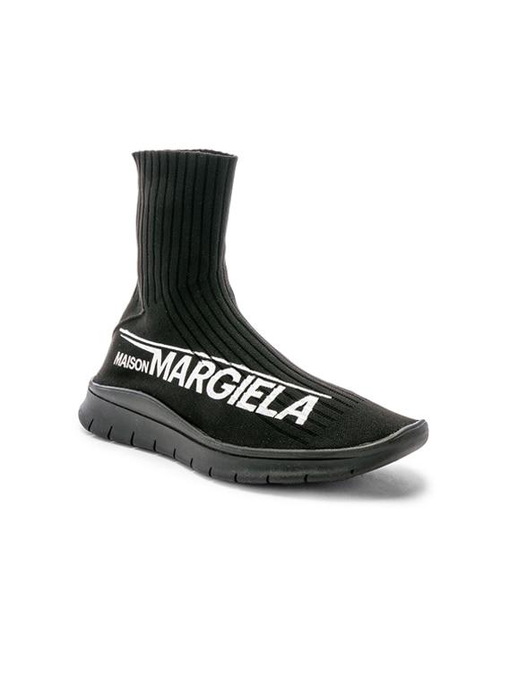 Maison Margiela High Top Sock Sneaker