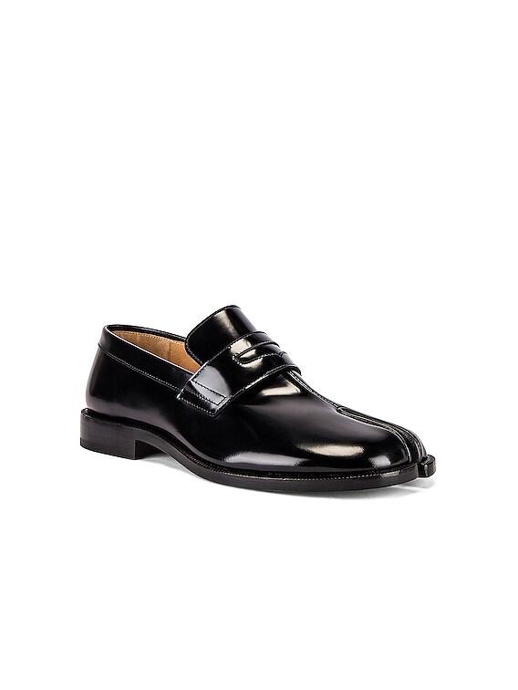 Tabi Advocate Loafer in Black
