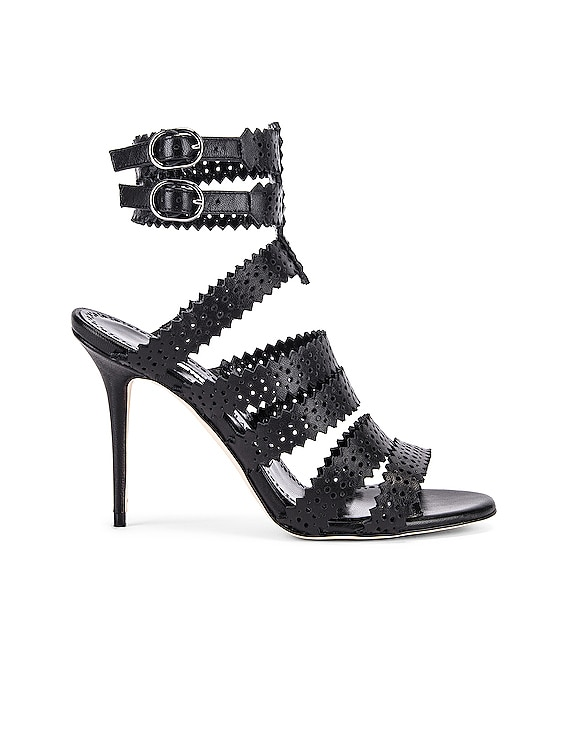 Riesa 105 Sandal in Black