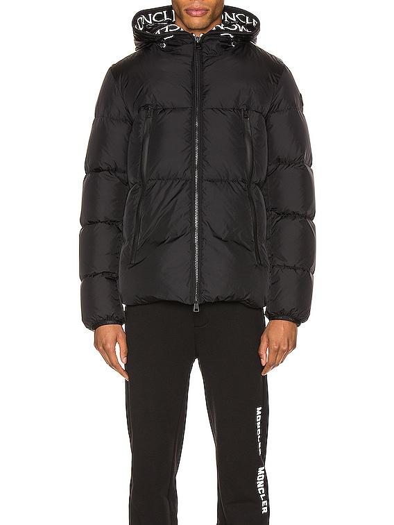 Montclar Jacket in Black