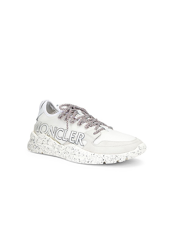 Moncler Anakin Sneaker in White | FWRD