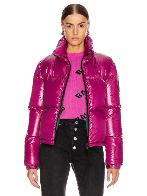 Rimac Jacket in Berry