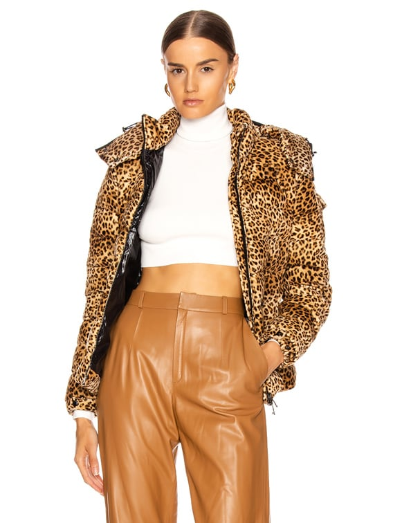 Bady Jacket in Leopard