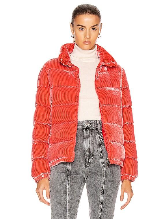 Copenhague Giubbotto Jacket in Pink