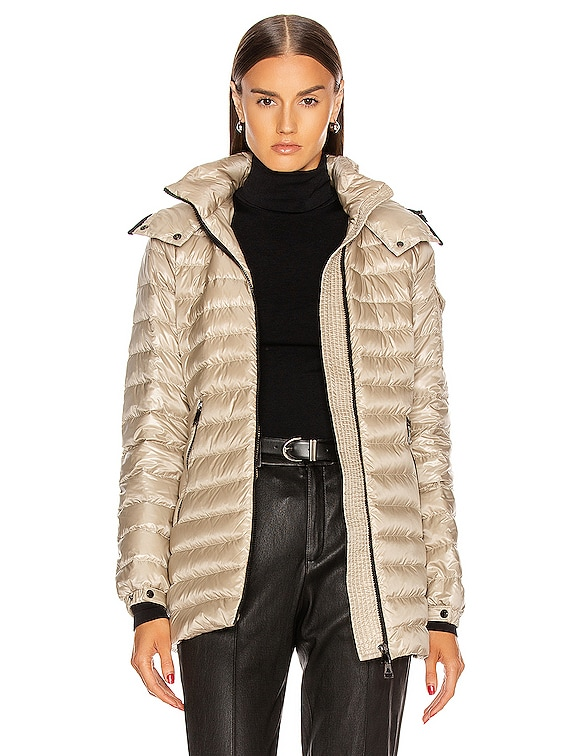 Menthe Giubbotto Jacket in Champagne