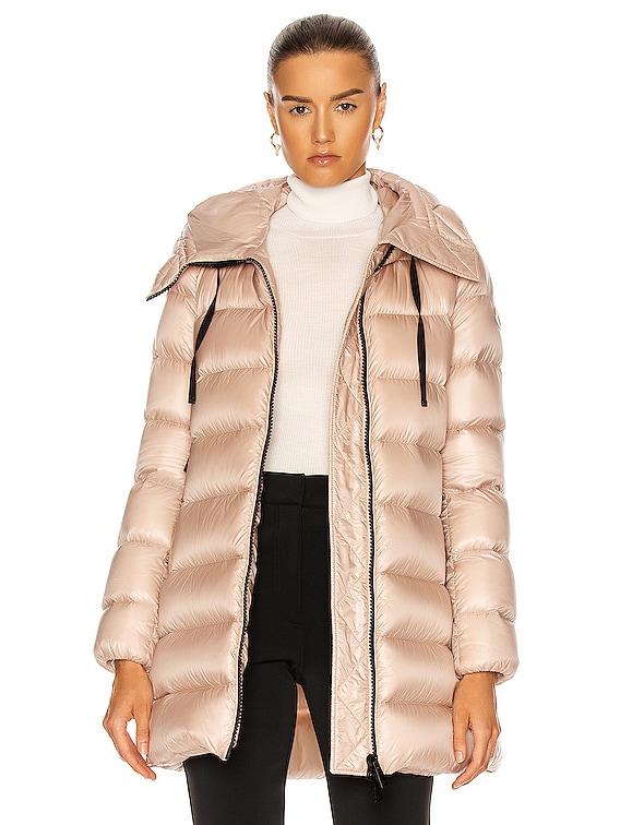Suyen Jacket in Blush