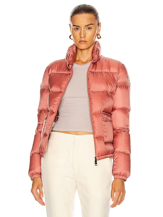 Lanic Jacket in Mauve