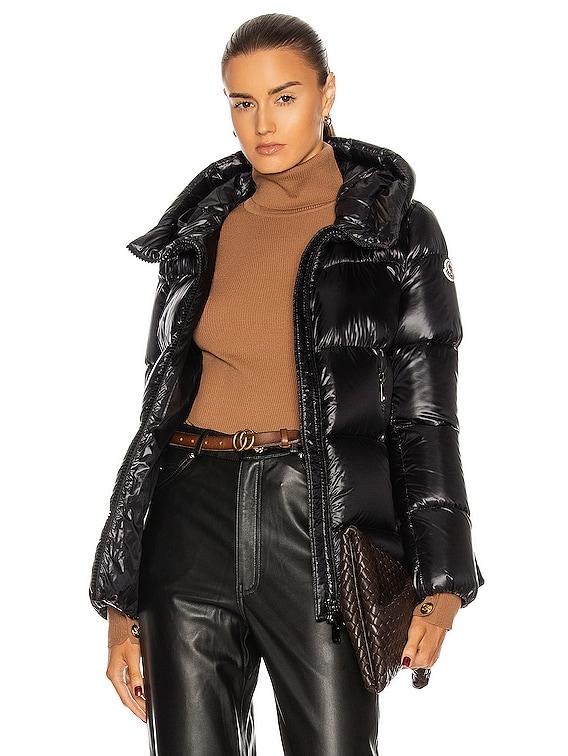 Seritte Jacket in Black