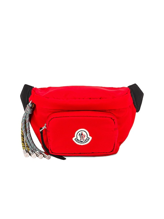 Felicie Fanny Pack in Red