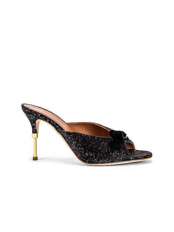 Paiige 85 Heel in Black & Gold