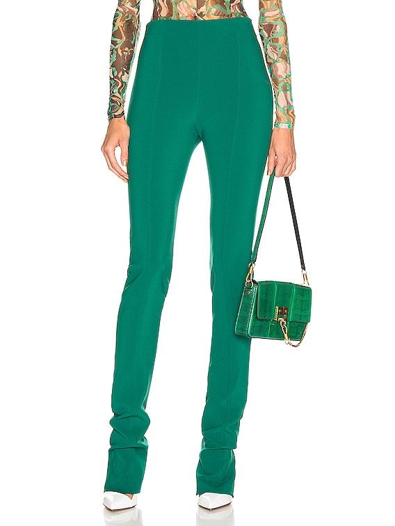 Skinny Pant in Jade