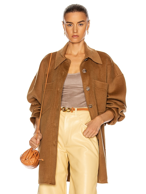 Martin Jacket in Light Brown