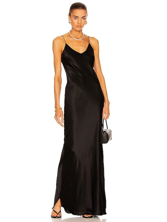 Cami Gown in Black