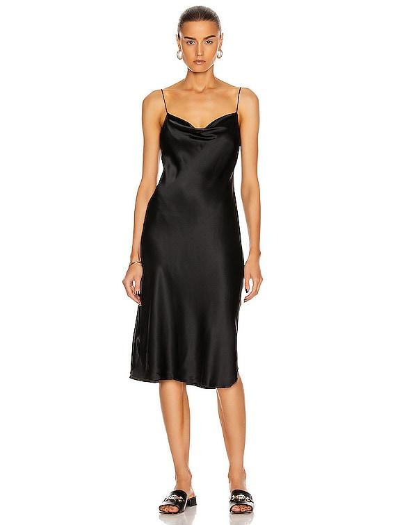 Junie Dress in Black
