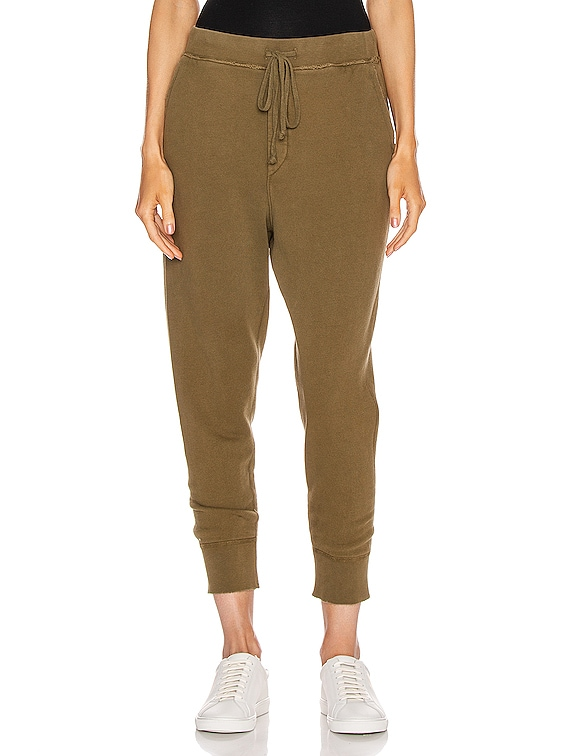 Nolan Pant in Army Green