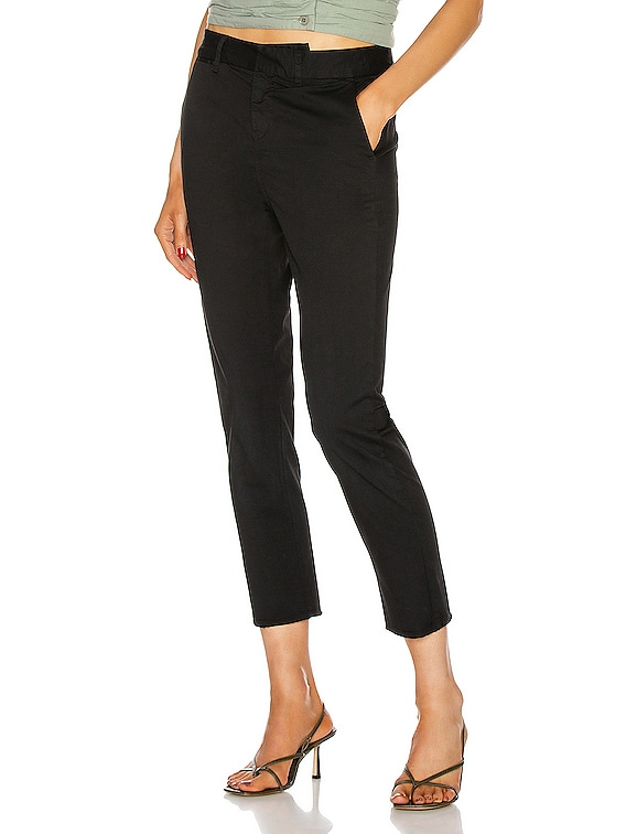 Montauk Pant in Jet Black