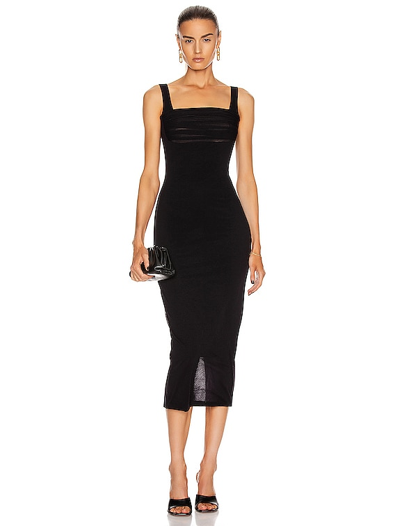 for FWRD Erina Dress in Black