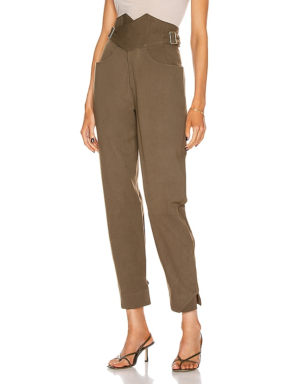 for FWRD Aston Pant in Olive
