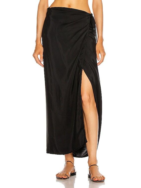 Talia Skirt in Black
