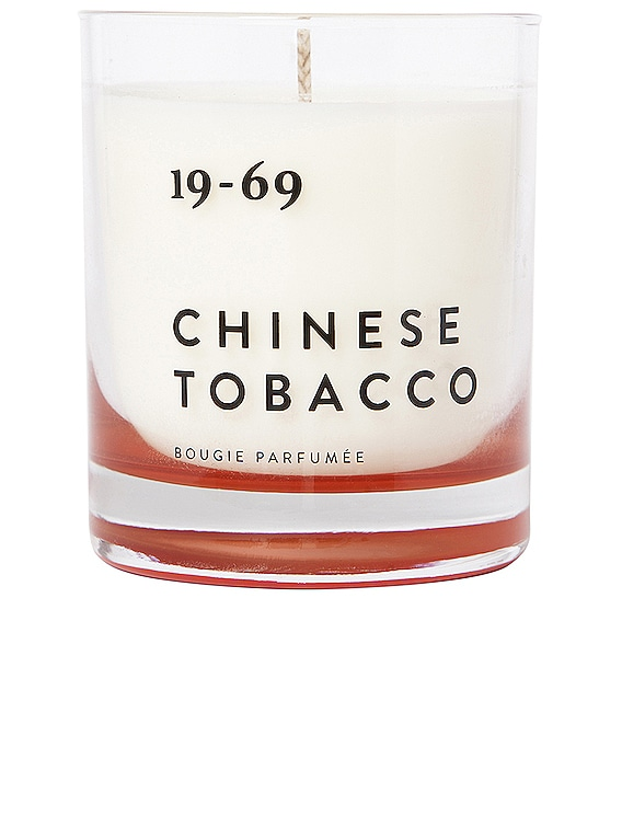 Candle in Chinese Tobacco