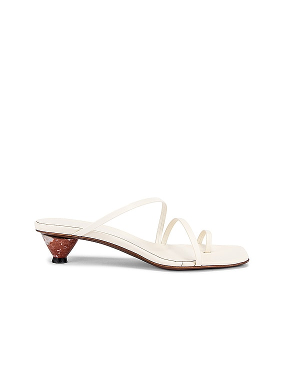 Axis Sandal in Cream