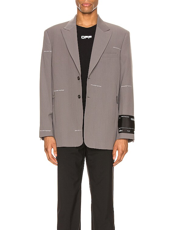Ex President Blazer in Medium Grey