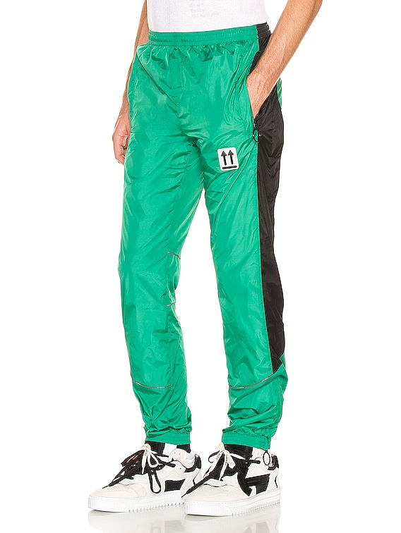 River Trail Trackpant in Mint