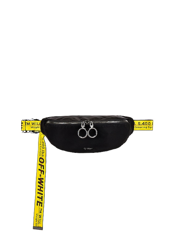 Basic Fannypack in Black