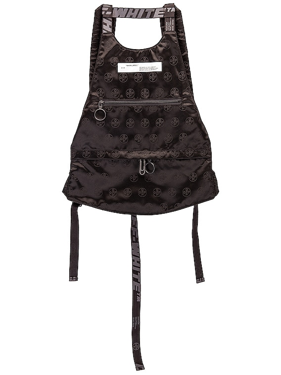 Monogram Backpack in Black