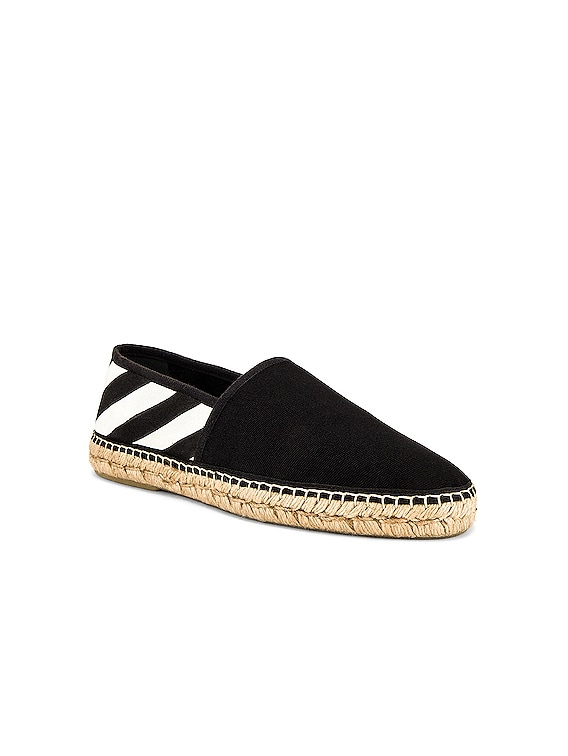 Espadrillas in Black