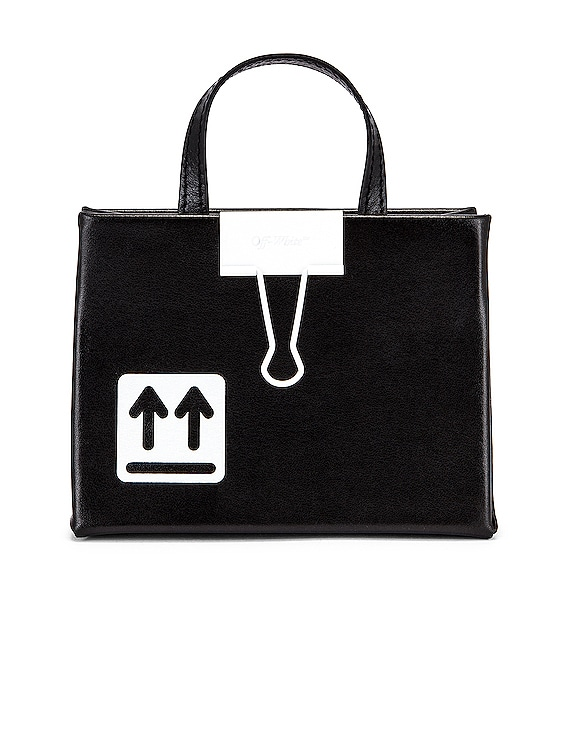 Baby Box Bag in Black