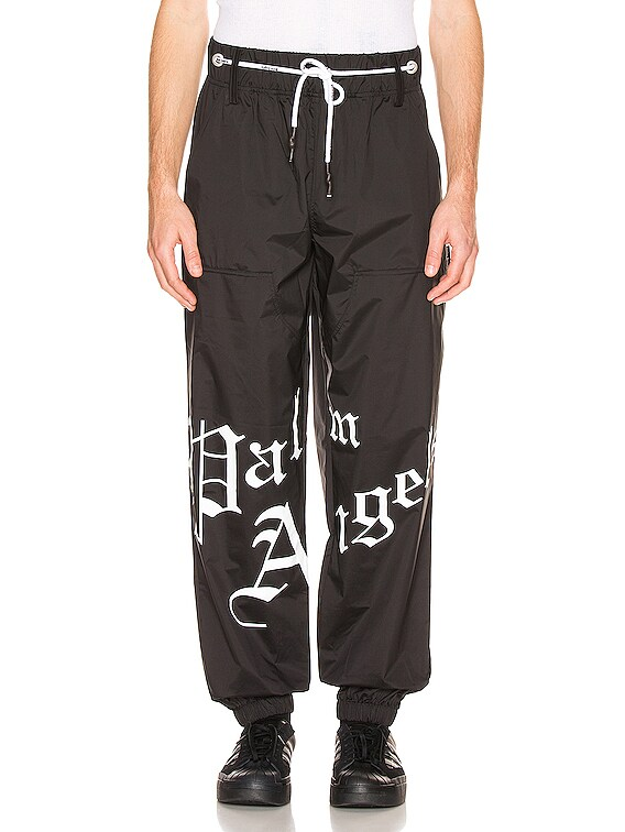 New Gothic Sweatpants in Black & White