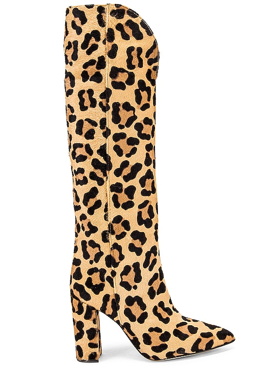 Pony High Boot in Leopard