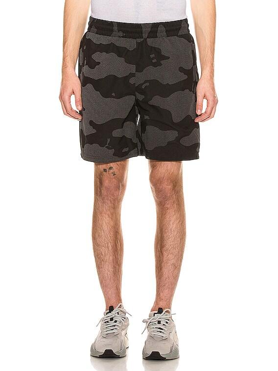x The Hundreds Reflective Shorts