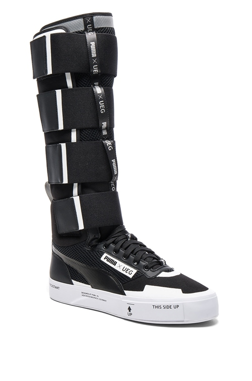 Puma Select x UEG Court Play Boots in