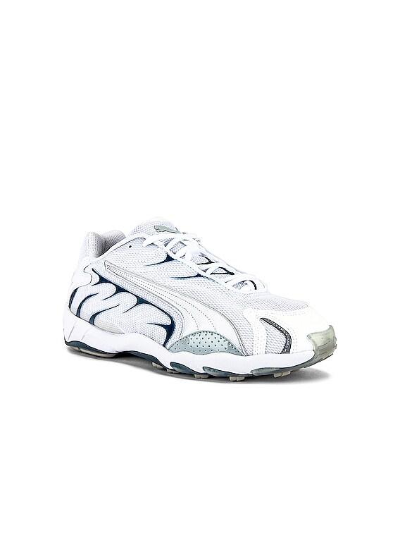 Inhale OG in Puma White & Gray Violet