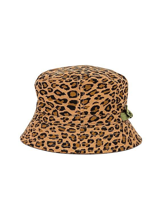 Surplus Bucket Hat in Leopard
