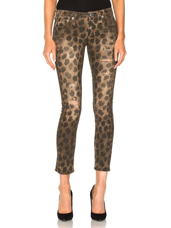 Kate Skinny in Leopard