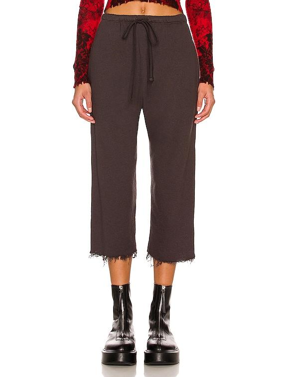Field Sweatpants in Vintage Black