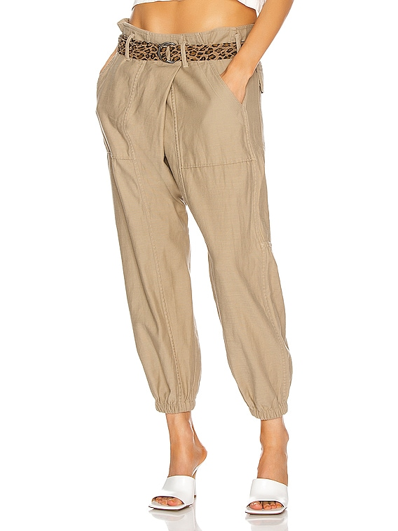 Crossover Utility Drop Pant in Khaki